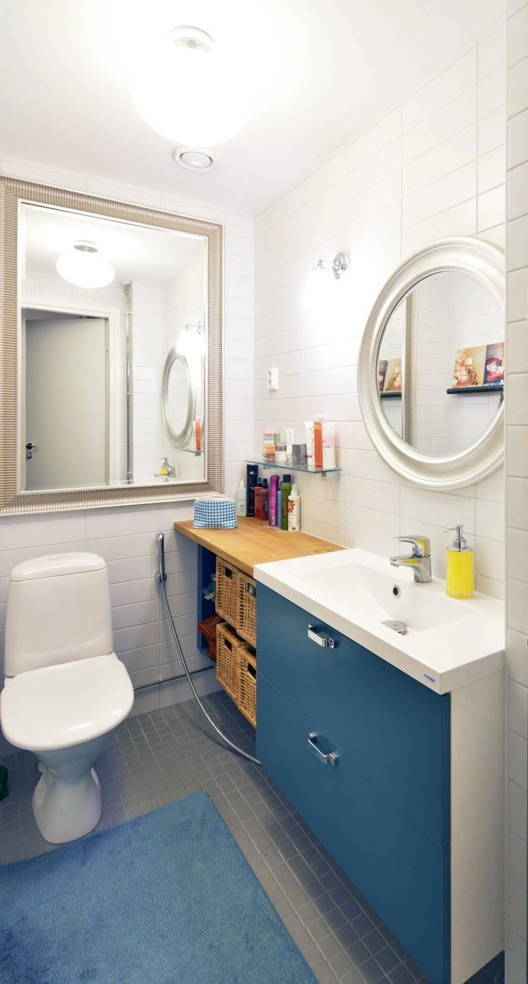 Varikasta ja kodikasta WC