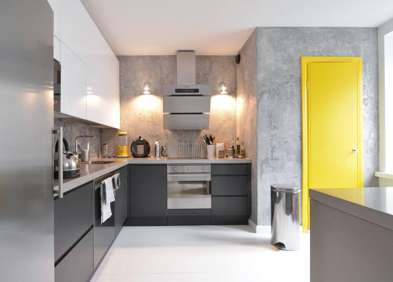 Rento ja rouhea keittio – Industrial