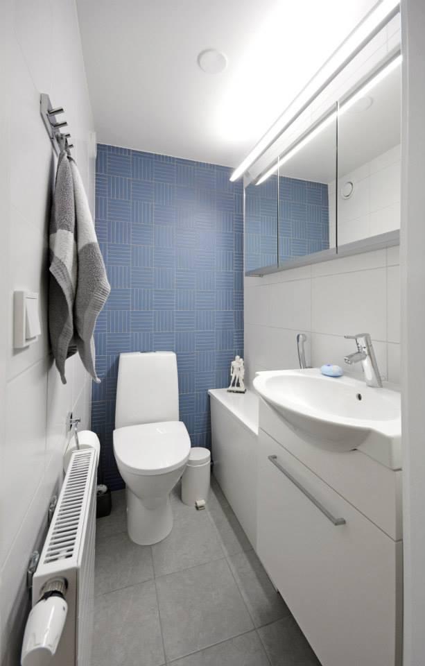 Rivitalokodin muodonmuutos – WC