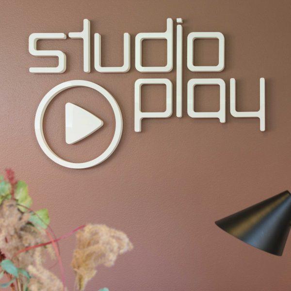 Studio Play Kampaamon sisustussuunnitelma