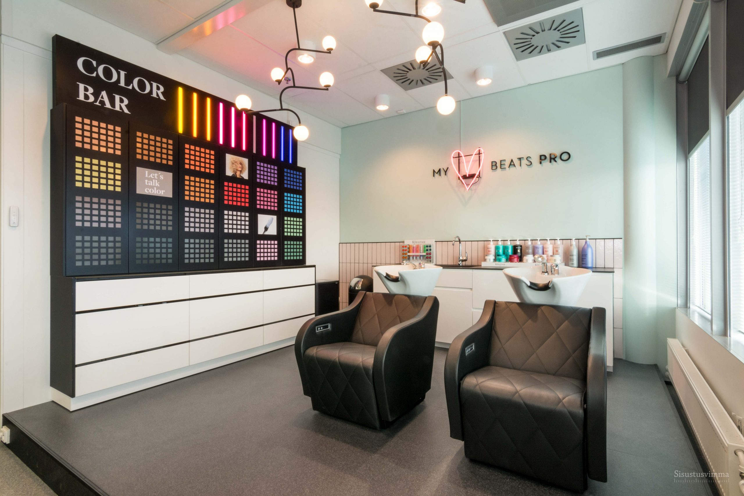 L'Oréal Studio (3 of 4)